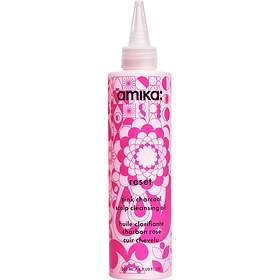 Amika Reset Pink Charcoal Scalp Cleansing Oil 200ml