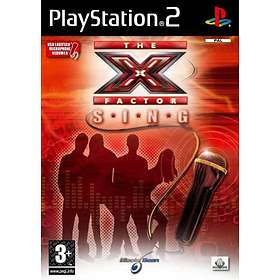 The X Factor Sing (incl. Microphone) (PS2)