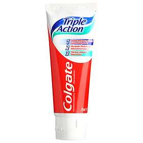 Colgate Triple Action Tandkräm 75ml
