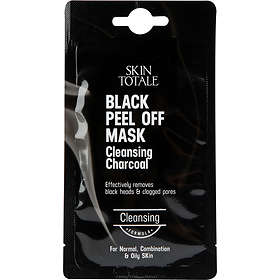 Skin Totale Cleansing Charcoal Black Peel Off Mask 1st