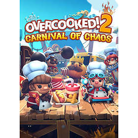 Overcooked! 2 - Carnival of Chaos (Expansion) (PC)