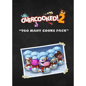 Overcooked! 2 - Too Many Cooks (Expansion) (PC)