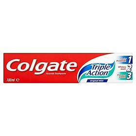 Colgate Triple Action Tandkräm 100ml
