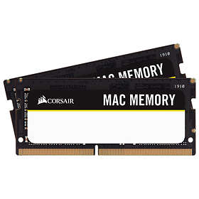 Corsair Mac Memory SO-DIMM DDR4 2666MHz Apple 2x16GB (CMSA32GX4M2A2666C18)