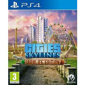 Cities - Skylines - Parklife Edition (PS4)