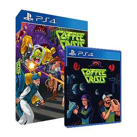 Coffee Crisis - Special Edition (PS4)