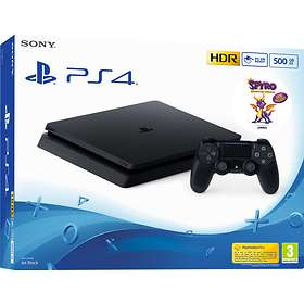 Sony PlayStation 4 Slim 500GB (inkl. Spyro Reignited Trilogy)