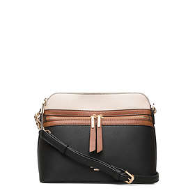Dune London Dolive Small Colour Block Zip Detail Crossbody Bag