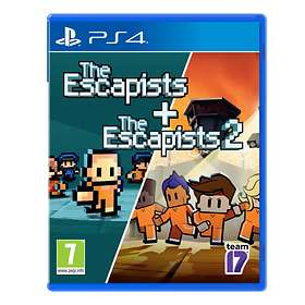 The Escapists 1 + 2 - Double Pack (PS4)
