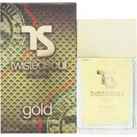 Twisted Soul Gold Men edt 100ml