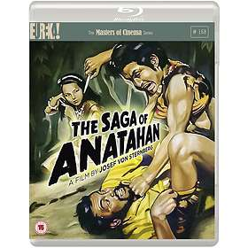 The Saga of Anatahan (BD+DVD)