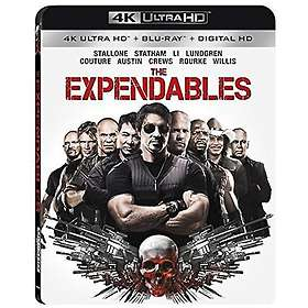 The Expendables (UHD+BD) (US)