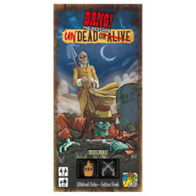 Bang!: Dice Game - Undead or Alive (exp.)