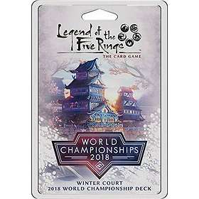 Legend Of The Five Rings - World Championships 2018 (exp.)