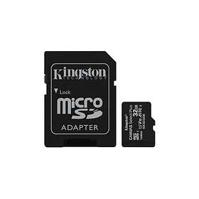 Kingston Canvas Select Plus microSDHC Class 10 UHS-I U1 V10 A1 100MB/s 32GB