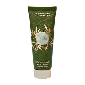 Abahna White Grapefruit & May Chang Hand Cream Tube 50ml