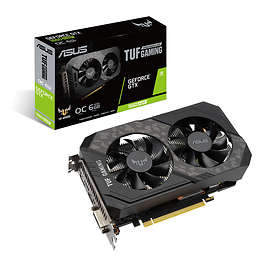 Asus GeForce GTX 1660 Super TUF Gaming OC HDMI DP 6GB