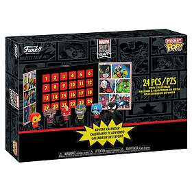 Funko Marvel 80 Years Adventskalender 2019