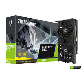 Zotac GeForce GTX 1660 Twin Fan HDMI 3xDP 6GB