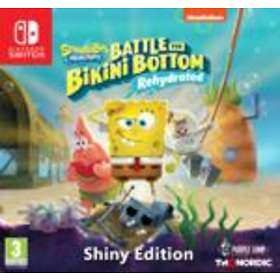 Spongebob SquarePants: Battle for Bikini Bottom - Rehydrated - Shiny Edition (Sw