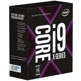Intel Core i9 10900X 3.7GHz Socket 2066 Box without Cooler