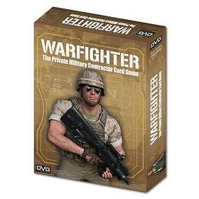 Warfighter: The Private Military Contractor Jeu de Cartes