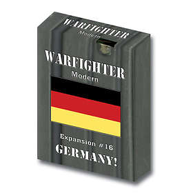 Warfighter: Modern Expansion 16 - Germany (exp.)