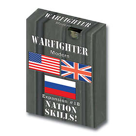 Warfighter: Modern Expansion 18 - Nation Skills! (exp.)