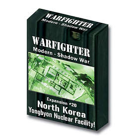 Warfighter: Modern Expansion 20 - North Korea Yongbyon Nuclear Facility (exp.)
