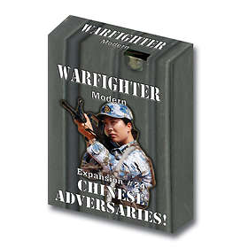 Warfighter: Modern Expansion 24 - Chinese Adversaries (exp.)