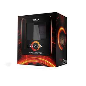 AMD Ryzen Threadripper 3960X 3.8GHz Socket sTRX4 Box without Cooler