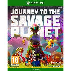 Journey To the Savage Planet! (Xbox One)