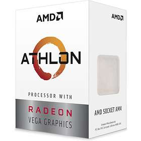 AMD Athlon 3000G 3,5GHz Socket AM4 Box