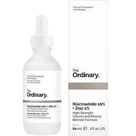 The Ordinary Niacinamide 10% + Zinc 1% Concentrate 60ml
