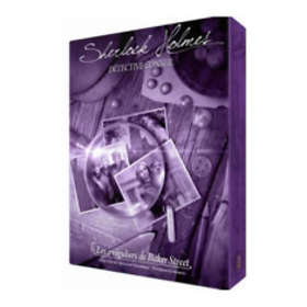 Sherlock Holmes Consulting Detective: The Baker Street Irregulars (exp.)
