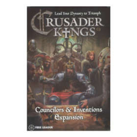 Crusader Kings: Councilors & Inventions (exp.)
