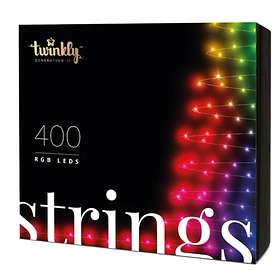 Twinkly Strings RGB 400L (32m)