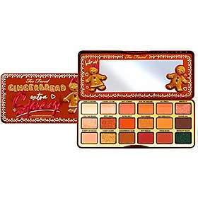 Too Faced Gingerbread Spice Eyeshadow Palette 12.6g