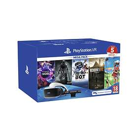 Sony PlayStation VR Mega Pack V2 (inkl. Kamera)
