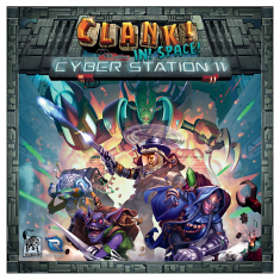 Clank! In! Space!: Cyber Station 11 (exp.)