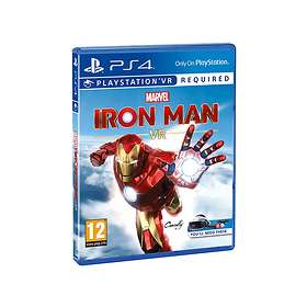 Marvel's Iron Man (VR) (PS4)