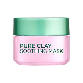 L'Oreal Pure Clay Soothing Mask 50ml