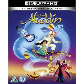 Aladdin (1992) (UHD+BD) (UK)