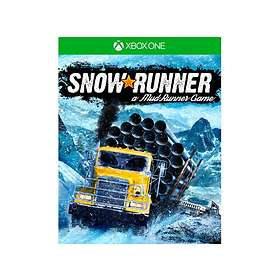 SnowRunner: A MudRunner Game (Xbox One)