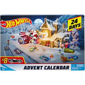 Hot Wheels 24 Days Advent Calendar 2019