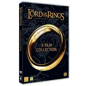 Lord of the Rings - 3-Film Collection - Theatrical Cut