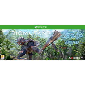 Biomutant - Atomic Edition (Xbox One | Series X/S)