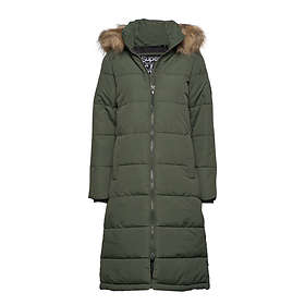 Superdry Longline Quilted Everest Jacket (Women's)