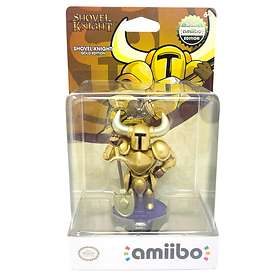 Nintendo Amiibo - Shovel Knight Gold Edition