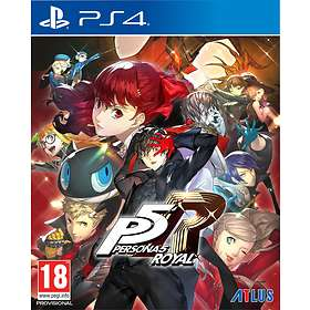 Persona 5 Royal (PS4)